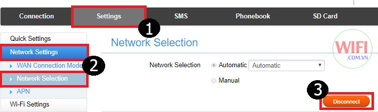 Hướng dẫn cài đặt Modem Wifi 3G ZTE MF65