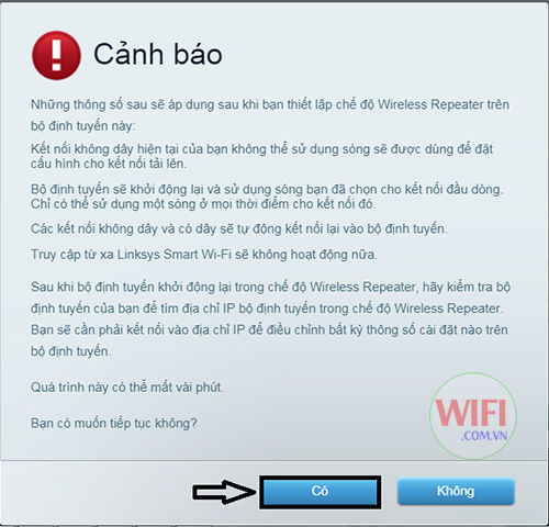 Hướng Dẫn Cài Đặt Router Wifi Linksys - WIFI COM VN