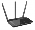 Router wifi D-Link DIR-859 DualBand, chuẩn AC 1750 High- power, wifi gigabit