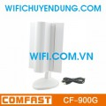 USB Thu Sóng Wifi COMFAST CF-900G Wireless Usb Adapter High Power