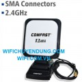 Anten Wifi Comfast CF-ANT2412P 12dbi high power