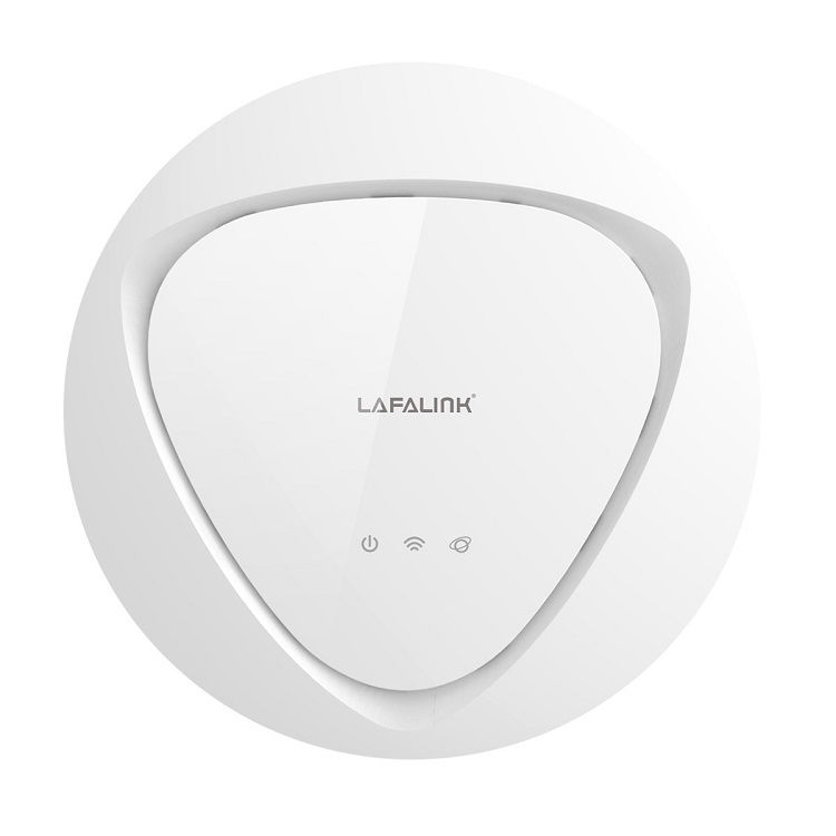 LAFALINK XD9800 300Mbps Ceiling Wireless Access Point POE Repeater