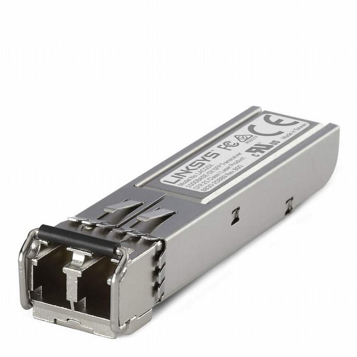 LINKSYS LACGSX 1000BASE-SX SFP TRANSCEIVER FOR BUSINESS (Module quang Linksys)