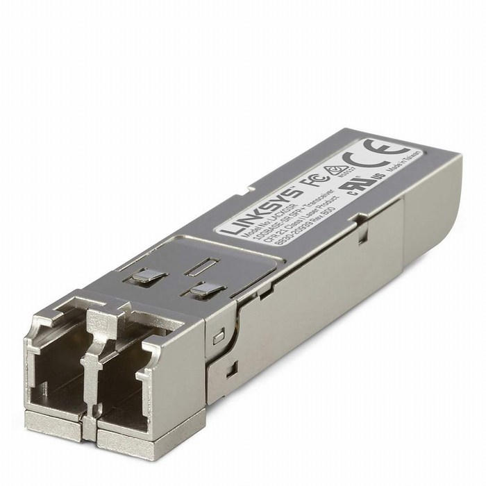 LINKSYS LACXGSR 10GBASE-SR SFP+ TRANSCEIVER FOR BUSINESS