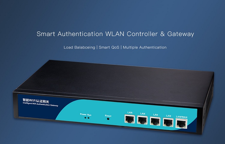 Router Cân Bằng Tải  NetMax NM-1500 (Gateway & Controller for Wireless AP)