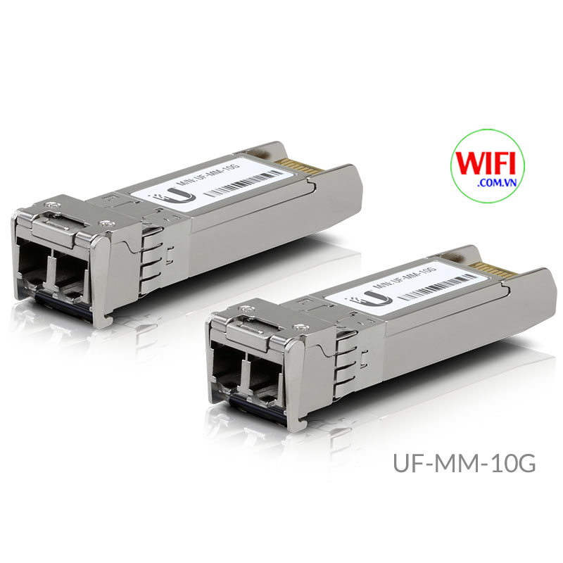 Module Quang SFP+ Ubiquiti Fiber Multi-Mode 10 Gigabit UF-MM-10G