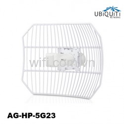 Ubiquiti AirGrid AG-HP-5G23 Outdoor CPE Antenna 5GHz 23dBi 100Mbps