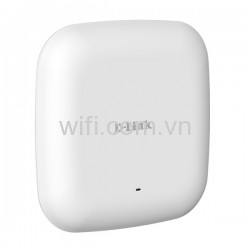 D-Link Systems Wireless AC1200 Simultaneous Dual Band Gigabit PoE Access Point (DAP-2660)