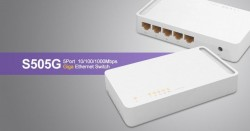 Switch TOTOLINK S505G 5 ports 10/100/1000Mbps