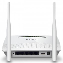 LAFALINK LF-R180 Wireless Router 300Mbps  2Anten X 6DBI