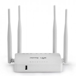 LAFALINK 2.4GHz 300Mpbs 802.11b/g/n High Power Wireless Router (LF-R190)
