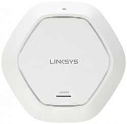 LINKSYS LAPN600 Business Access Point Wireless N600 Dualband with PoE