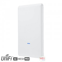 Ubiquiti Unifi AC Mesh Pro 802.11ac 1750Mbps Outdoor Access Point, support 200 user (UAP-AC-M-PRO)