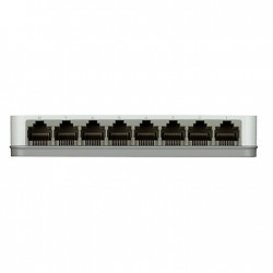 Switch Dlink DGS-1008A. 8-Port 10/100/1000 Mbps