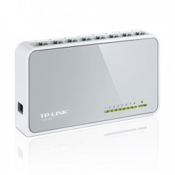Switch 8-Port 10/100 Mbps Tp-Link TL-SF1008D