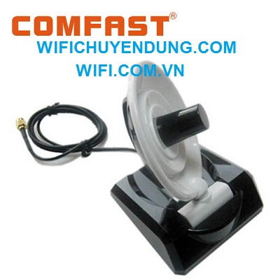 COMFAST CF-ANT2410P Wireless External 10dBi Directive Antenna