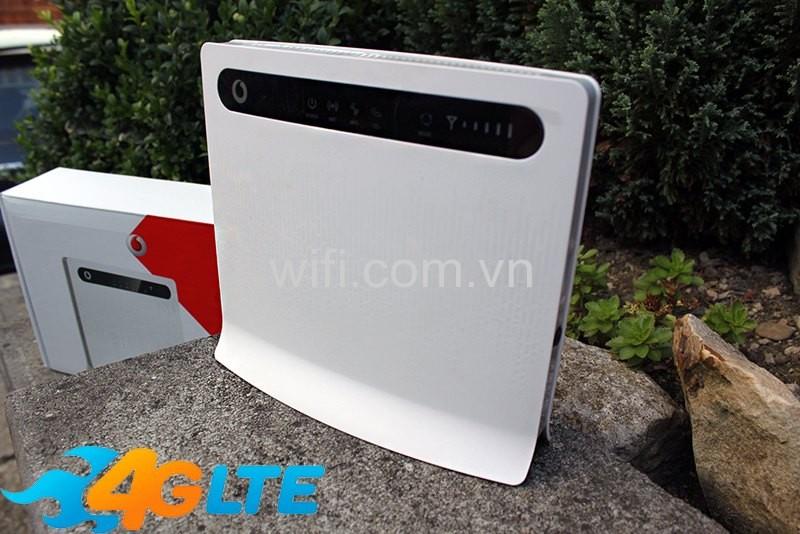 Vodafone B3000 - Modem Wifi 3G/4G LTE 150Mbps, hỗ trợ 32 user