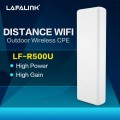 LAFALINK LF-R500U 2.4GHz 150Mbps Outdoor Wireless CPE/ Bridge