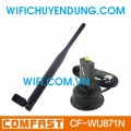 USB WIFI COMFAST CF-WU871N Chuẩn N 150Mbps Chipset Atheros networking adapter