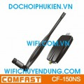 USB Wireless COMFAST CF-150NS WiFi LAN Adapter+5dbi Antenna Chuẩn N 150Mbps